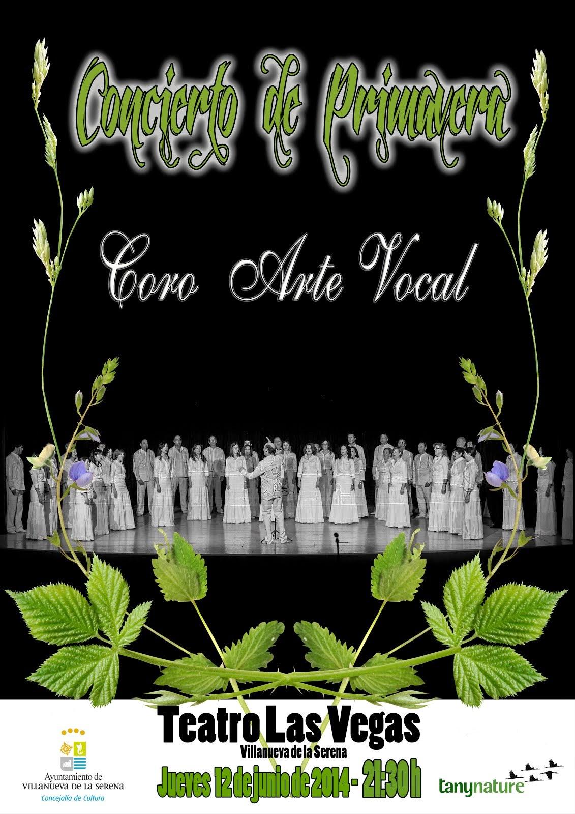 Concierto de Primavera del Coro Arte Vocal