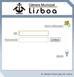 Candidaturas Habitação Municipal - Online