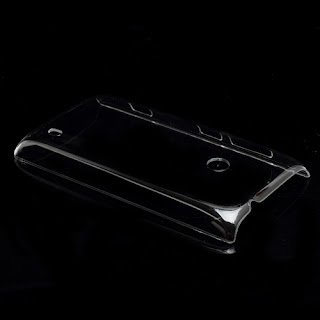 Transparent Clear Crystal Case for Nokia Lumia 520