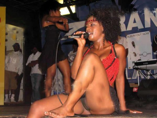 naija executive gossip madness female musician goes naked on stage