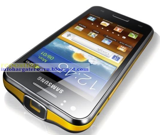 Serba Serbi Elektronik Harga Samsung Galaxy Beam I8530