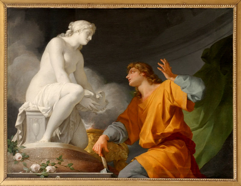 Image result for pygmalion ovid