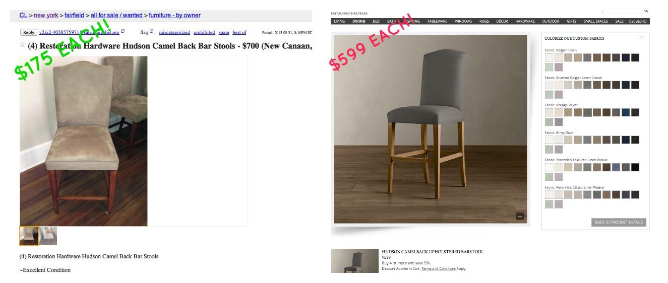 Craigslist Nj West Elm Furniture