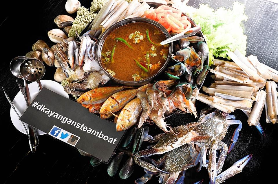 Food Review: The Best Steamboat BBQ Buffet D'Kayangan in Shah Alam