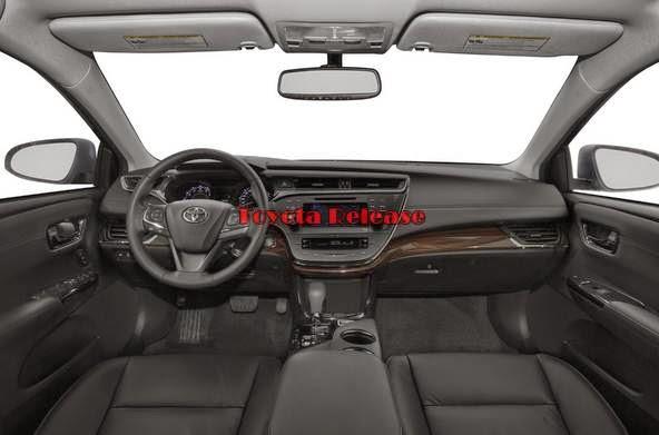 2013 Toyota Avalon XLE Review