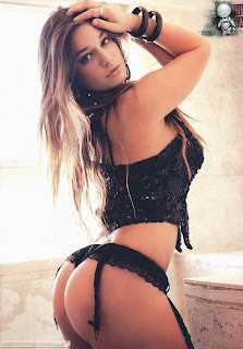 Vicky Irouleguy Photoshoot, Vicky Irouleguy Maxim Magazine