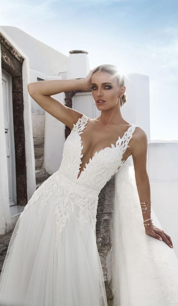 Fabulosos vestidos de novias | Colección Julie Vino 2016