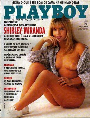 Shirley Miranda - Playboy 1992
