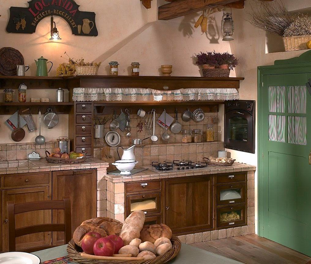 Muebles de cocina rústicos – Decoración de dormitorios