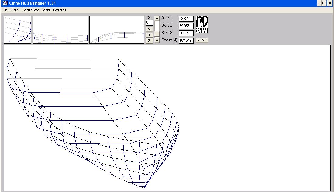 Boat design freeware ~ Sailing Build plan