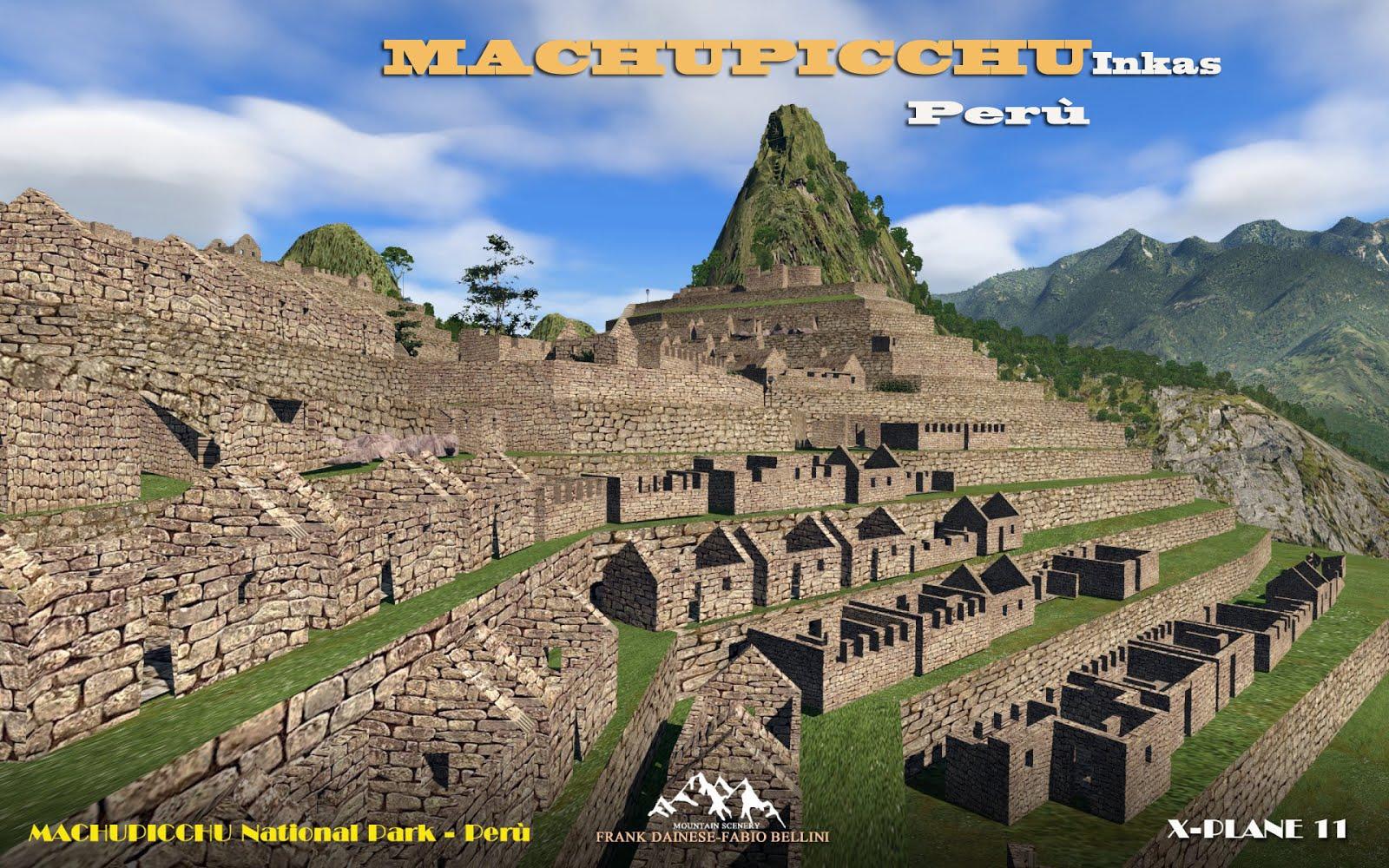 Machupicchu National Park