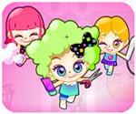 Game Tiệm tóc tuổi teen