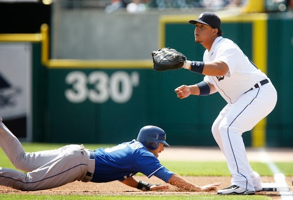 REPORT: Cabrera has told Tigers he's willing to move back to first base
