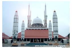 Masjid Agung Jawa Tengah,Semarang