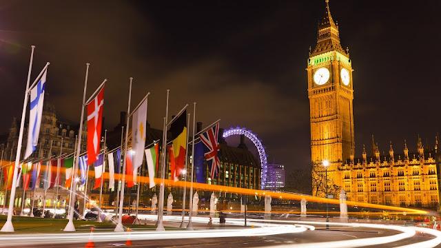 Fondo HDTV Londres Inglaterra  Paisajes de Ciudades