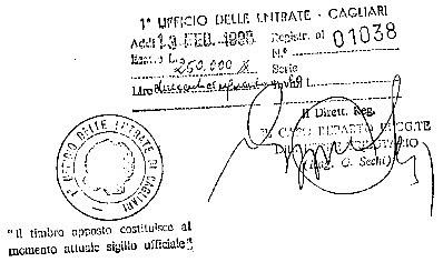 Riprendiamoci la sardegna lo statuto della associazione for Ricerca affitti roma