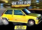on the run getaway