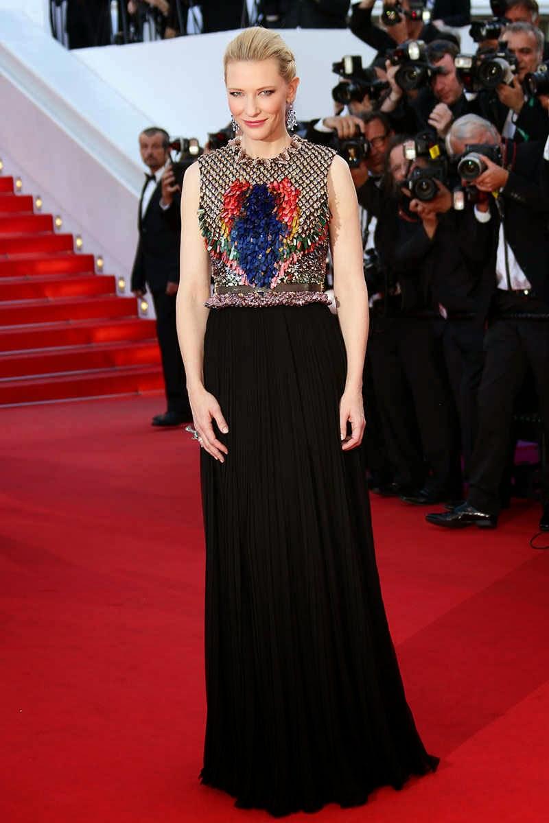 Cannes 2014 alfombra roja