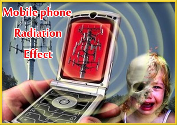 Mobile phone  Radiation Affection