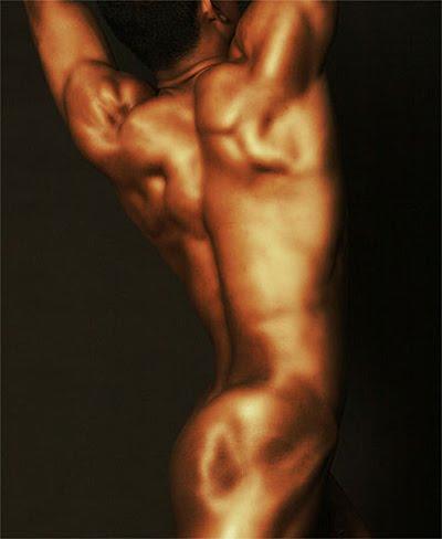 фото голое мужское тело