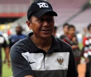 Gambar Rahmad Darmawan Pelatih Timnas