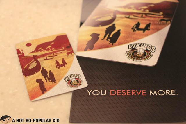 Vikings Loyalty Card