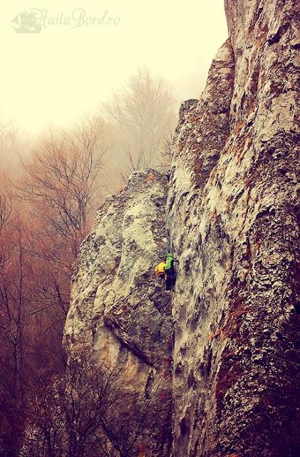 alpinism cheile rasnoavei