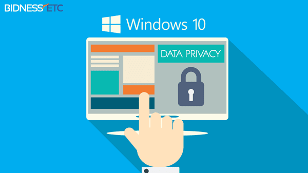 Microsoft Windows 10 privacy issues