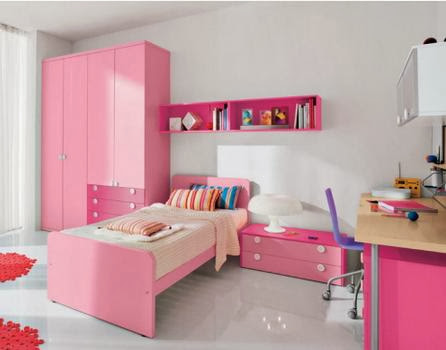 Sweet Bedroom For Girls
