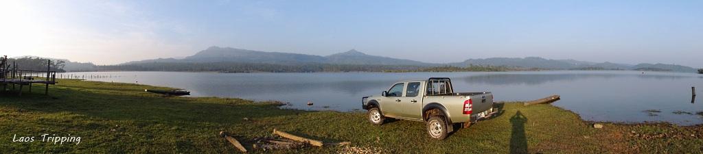Overlanding - Campieren mit einem normalen Mietwagen