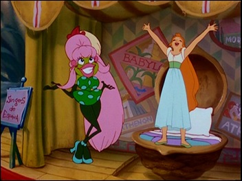 Mrs. Toad and Thumbelina 1994 disneyjuniorblog.blogspot.com