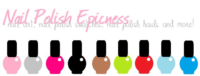 Nail Polish Epicness