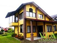 Villa Istana Bunga Lembang Blok P1 No.2