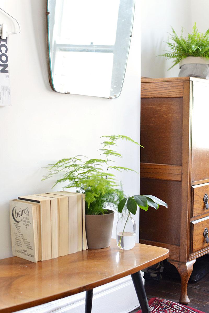 home decor, Scandinavian bedroom