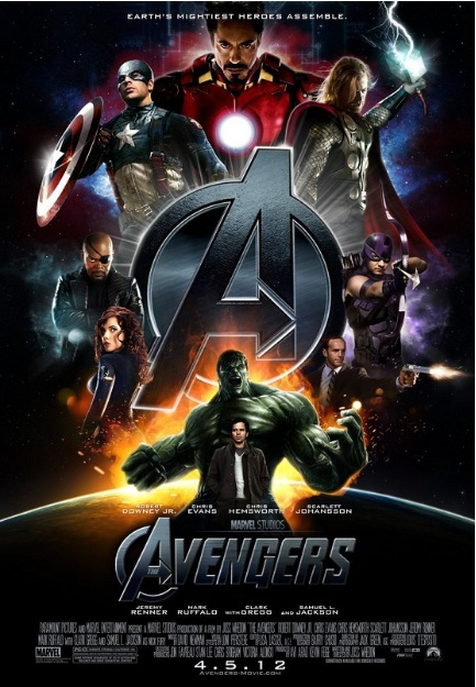 The Avengers: Os Vingadores Download