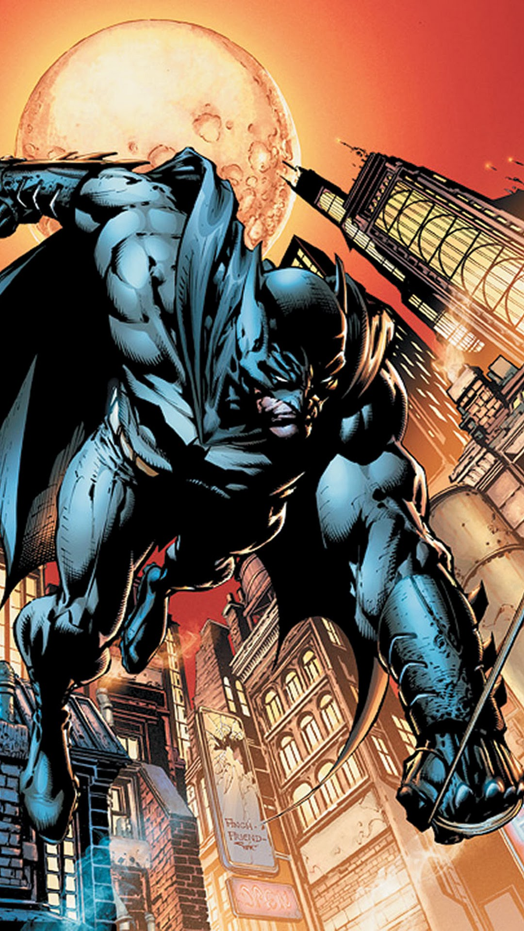 189 1080x1920 batman comic wallpapers vigorous art