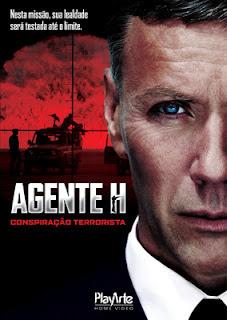 Agente H – Conspiração Terrorista – Dublado 2012