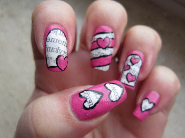 amazing nails, beautiful nails