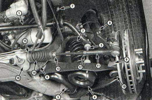 Mustang Suspension