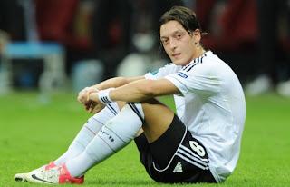 Mesut Ozil Germany Footballer