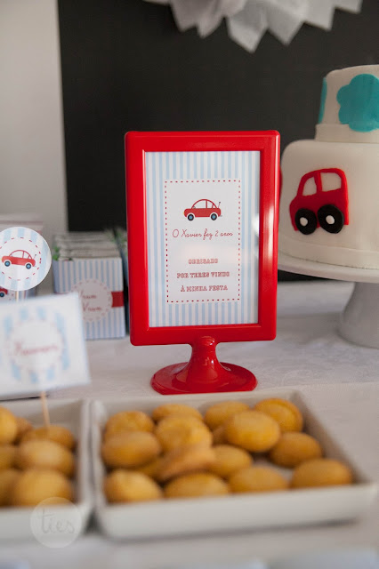 Little Red Car Party from BistrotChic