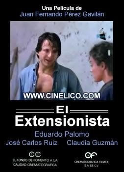 Poster de El extensionista