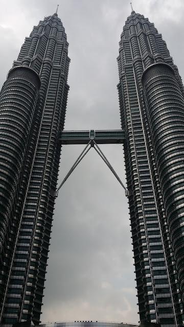 Torres Petronas (Kuala Lumpur - Malasia)