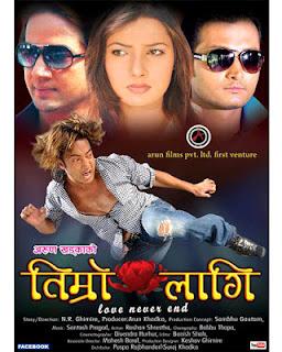 Timro Lagi Nepali Film