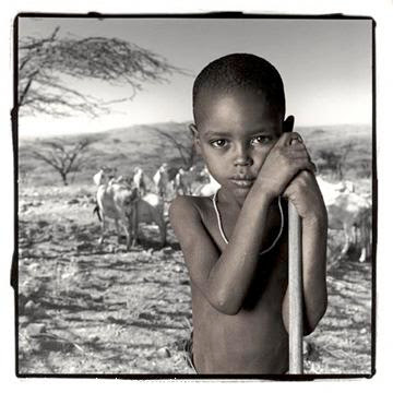 vida africana: