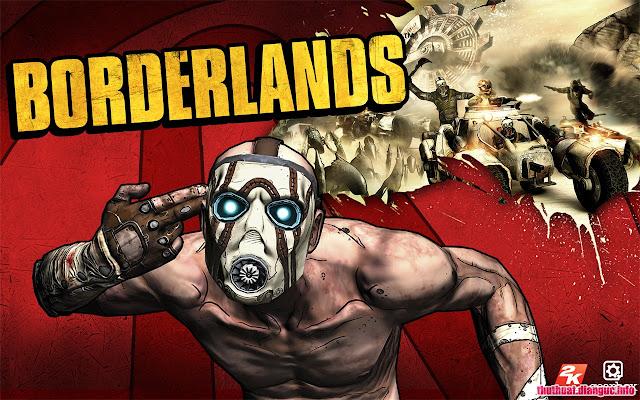 Download Game Hành động Borderlands All DLC Full crack