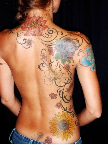 The Best Women Tattoos (Gallery 4)