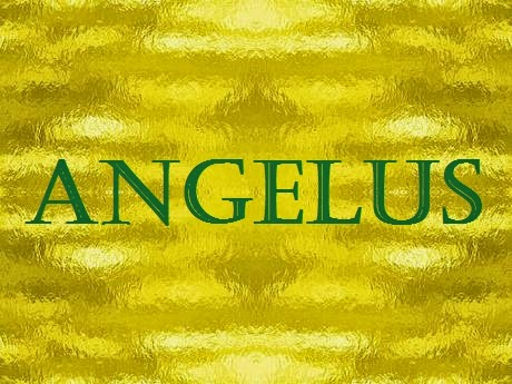 THE ANGELUS - L-ANĠELUS