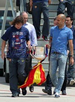 FC Barcelona títulos Pep Guardiola