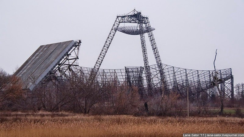 7 megaestructuras del antigua URSS abandonadas Ionosfera+zmniev